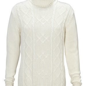 Solid Elmer Knit 0050 Milky White