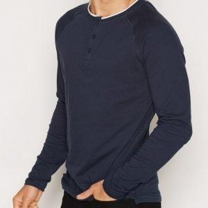 Solid Elton T-shirt Pusero Insignia Blue