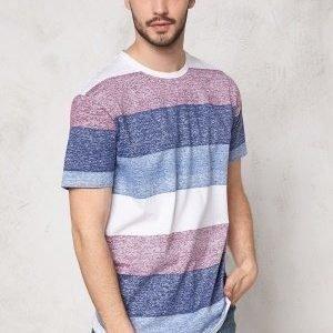 Solid Eoin T-shirt 7681 Crush