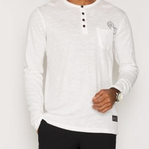 Solid Ernes T-shirt Pusero Offwhite