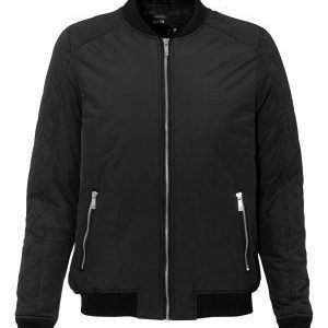 Solid Erol Jacket 9000 Black