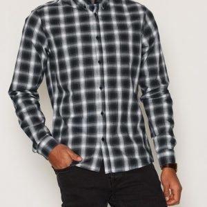 Solid Frei Shirt Kauluspaita Insignia Blue