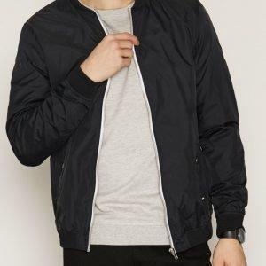 Solid Garren Jacket Takki Black