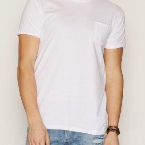 Solid Gaylin T-shirt T-paita White