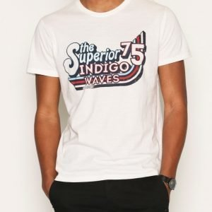 Solid Hannibal T-shirt T-paita Offwhite