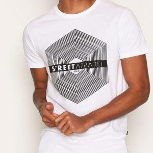 Solid Harris T-shirt T-paita White