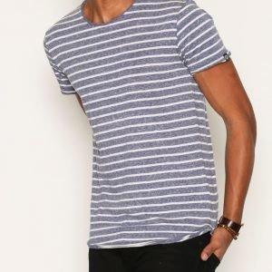 Solid Haynes T-shirt T-paita Insignia Blue