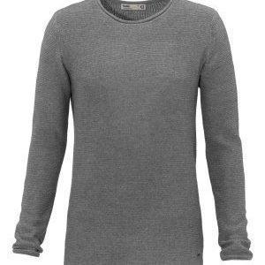 Solid Jarah Knit 8236 Grey Mel