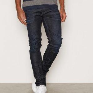 Solid Joy Stretch-Jeans Farkut Dark Used