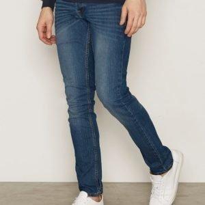 Solid Joy Stretch Jeans Farkut Medium
