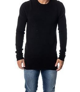 !Solid Knit Edmond Black