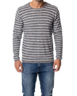 !Solid Knit Elvin Grey