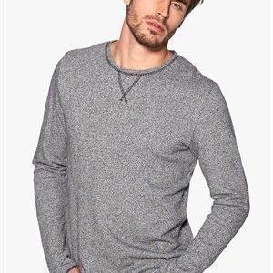 Solid Selvario Sweatshirt 8236 Harmaa Melange