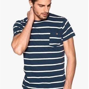 Solid Servando T-shirt 0104 Off White
