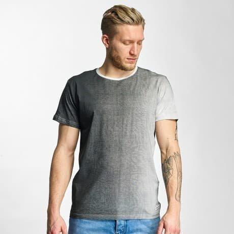 Solid T-paita Harmaa