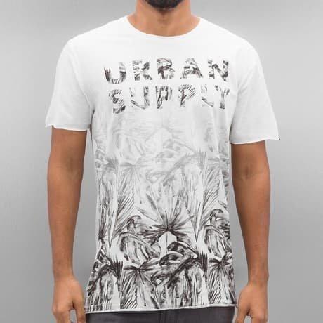 Solid T-paita Valkoinen