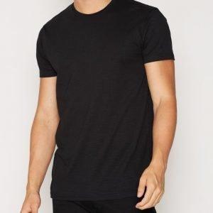 Solid T-shirt Rosti T-paita Black