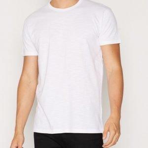 Solid T-shirt Rosti T-paita White