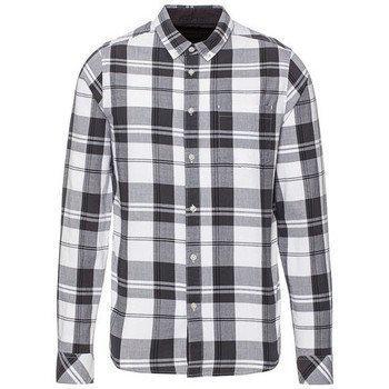 Solid kauluspaita pitkähihainen paitapusero