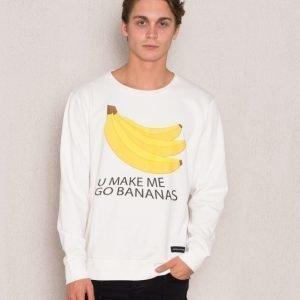 Somewear Bananas White