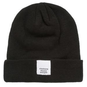 Somewear Beanie Pete Black