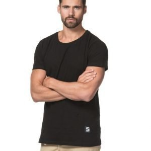 Somewear Branco Tee Black