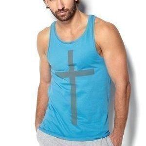 Somewear Cross Singlet Cerulean