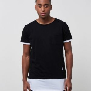 Somewear Dubble Layer Tee Black