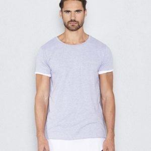 Somewear Dubble Layer Tee Grey Melange