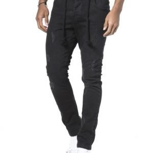 Somewear Echo Jeans Black Destroyed Black