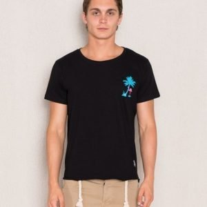 Somewear Flamingo Tee Black