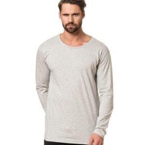 Somewear Long Sleeve T-Shirt Grey Melange