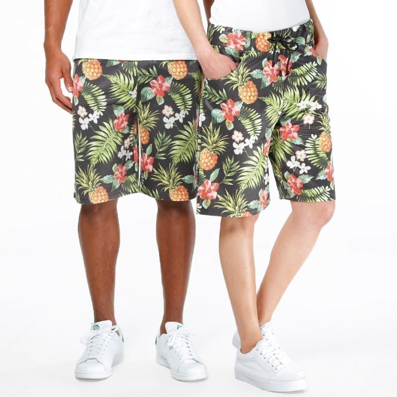 Somewear Pineapple Pattern -shortsit