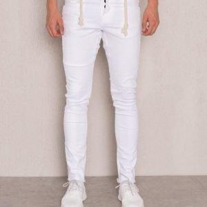 Somewear Rawcut White