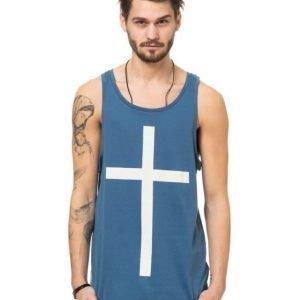 Somewear Singlet Cross Blue