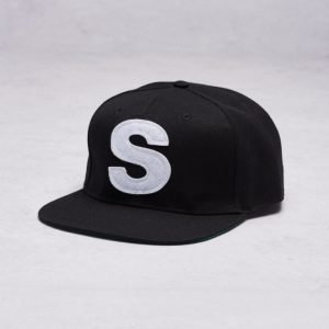 Somewear Snapback Black