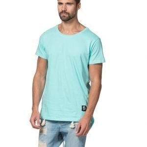 Somewear Stan String Tee Aruba Blue