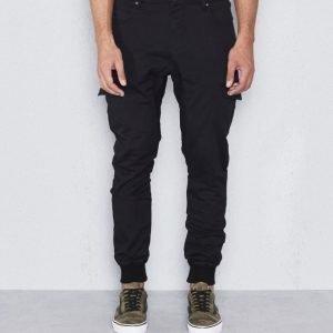 Somewear Trans Pant 6p Black