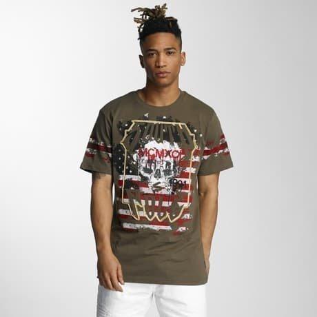 Southpole T-paita Oliivi