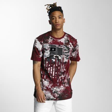 Southpole T-paita Punainen