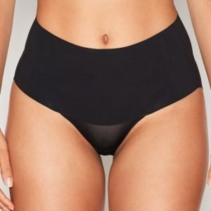 Spanx Brief Shaping Alushousut Musta