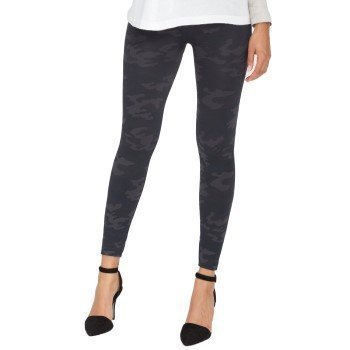 Spanx Look At Me Now Camo Seamless Leggings