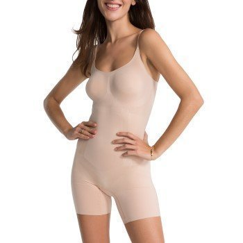 Spanx OnCore Mid-Thigh Bodysuit