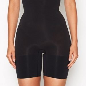 Spanx Thinstincts High Waist Shaping Alushousut Musta