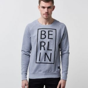 Speechless Berlin Sweater Grey Melange