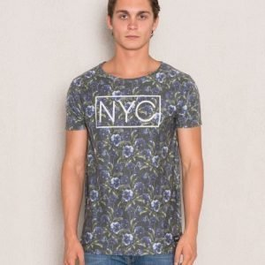Speechless NYC Printed Tee