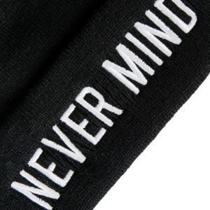 Speechless Speechless Nevermind Beanie Black