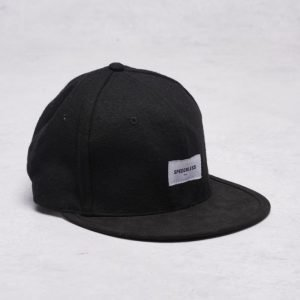 Speechless Wilbur Cap Black