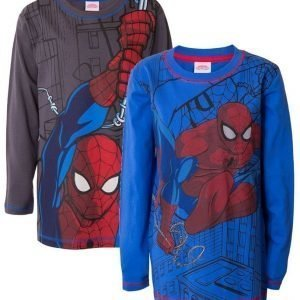 Spiderman Disney Spiderman Pusero 2 kpl Blue/Grey