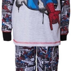 Spiderman Disney Spiderman Yöpuku Grey melange